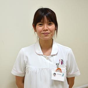 中堅看護師 先輩紹介 武內病院(三重県津市)看護部 特定醫療法人 暲純會