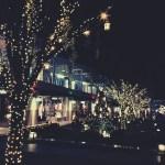 クリスマスネオン