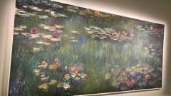 クロード・モネ 《睡蓮の池、緑の反映》