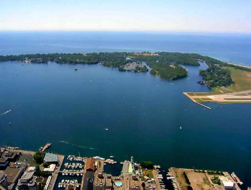 أماكن السياحة في تورنتو جزر تورنتو