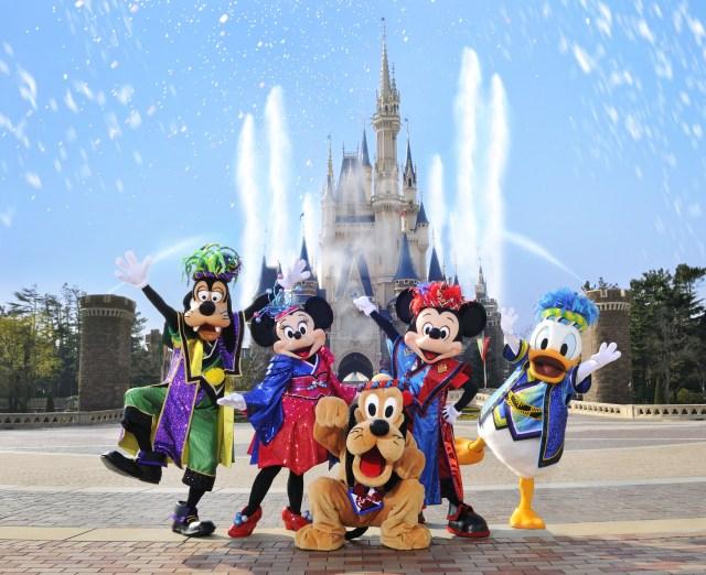 大晦日ディズニーを楽しむ!