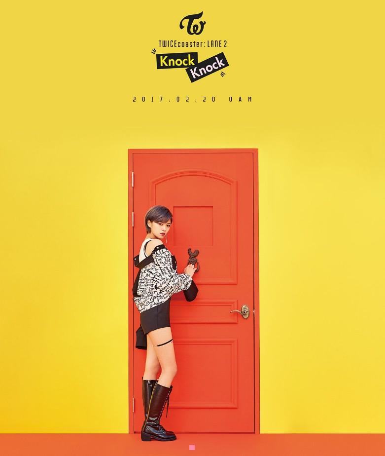 TWICE 「Knock Knock」ジョンヨン