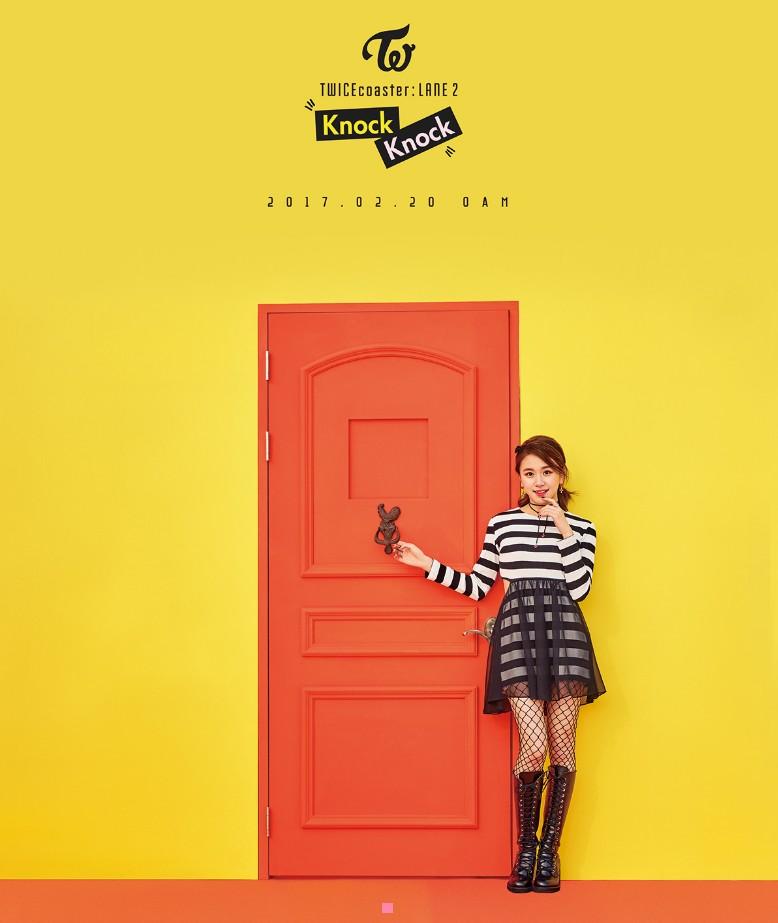 TWICE 「Knock Knock」チェヨン