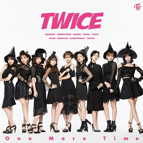 TWICE-One More Time-2