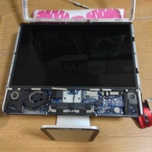 iMacの電源が壊れたのでHDDを取り出してデータを救済 (4/6)