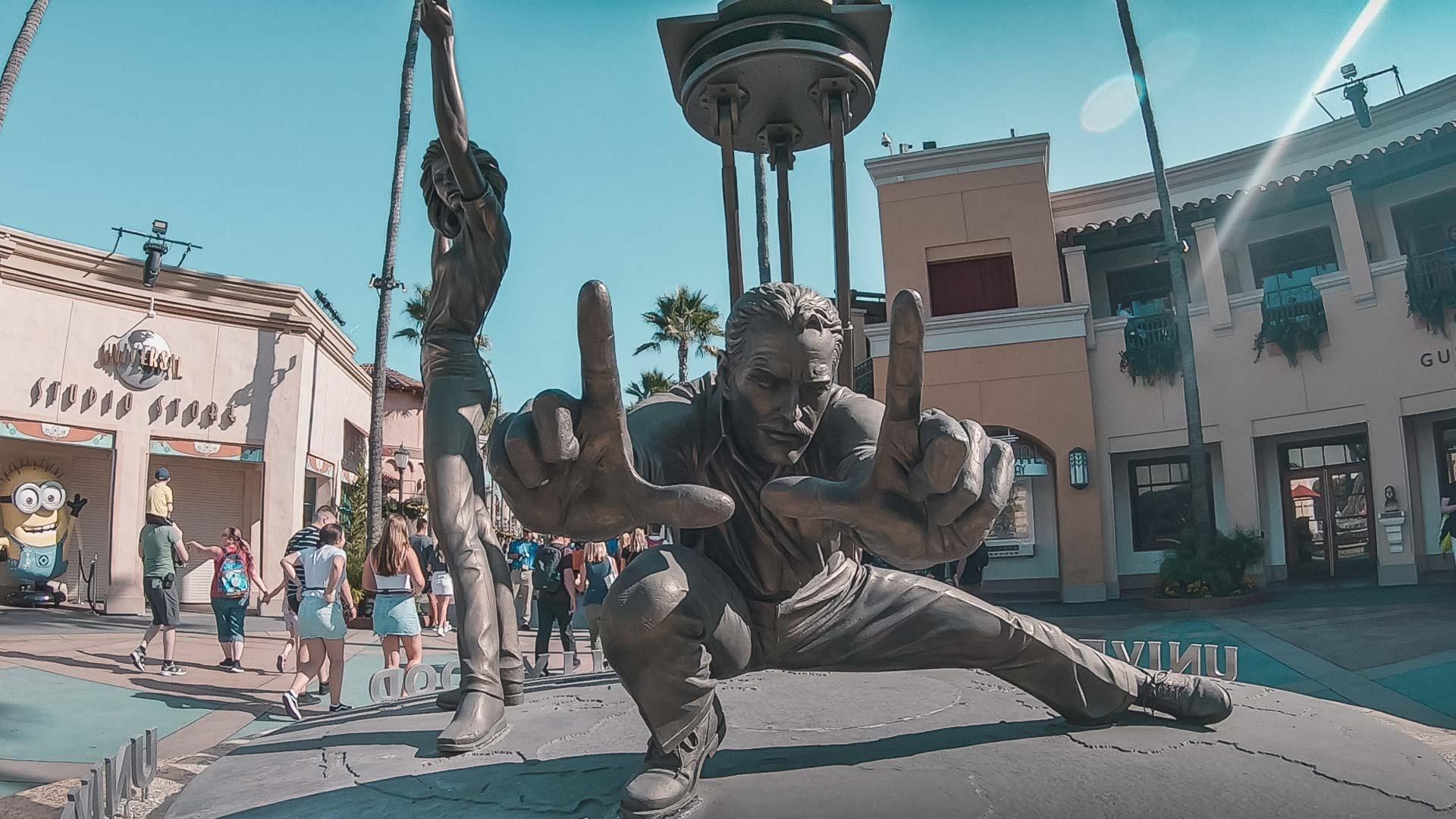zwiedzanie Universal Studios Hollywood