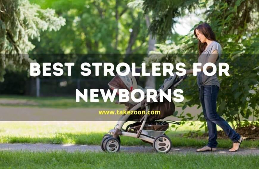 Best Strollers For Newborns || 5 Best Strollers For Newborns In 2021