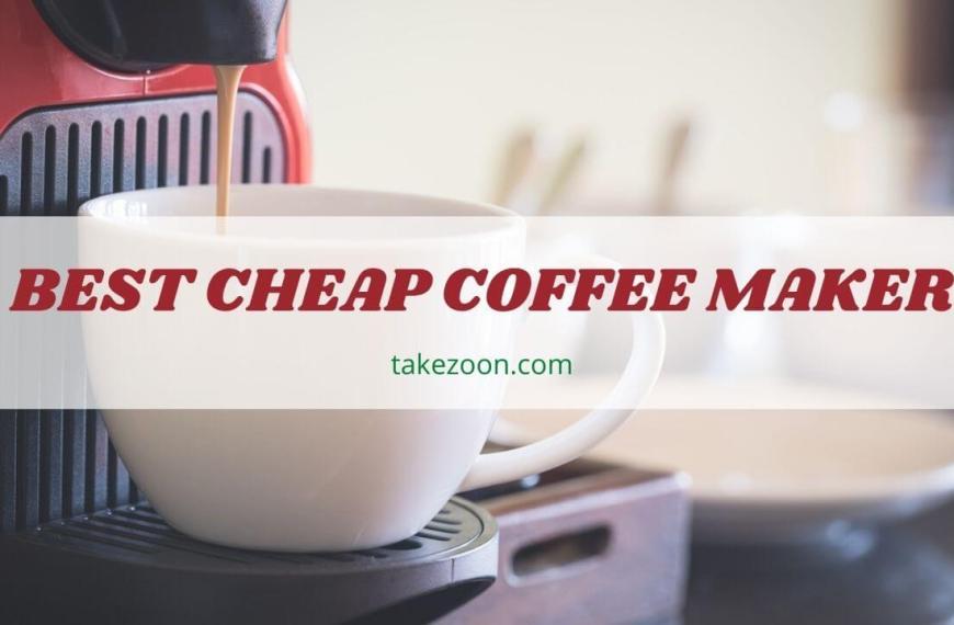 Top 8 || Best Cheap Coffee Maker