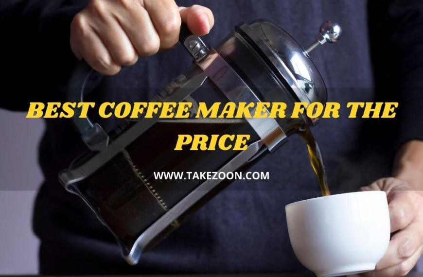 Top 5 || Best Coffee Maker For The Mid-Price