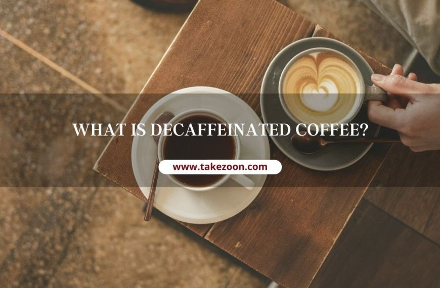 What Is Decaffeinated Coffee?