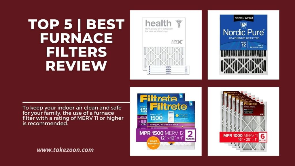Best furnace filters review
