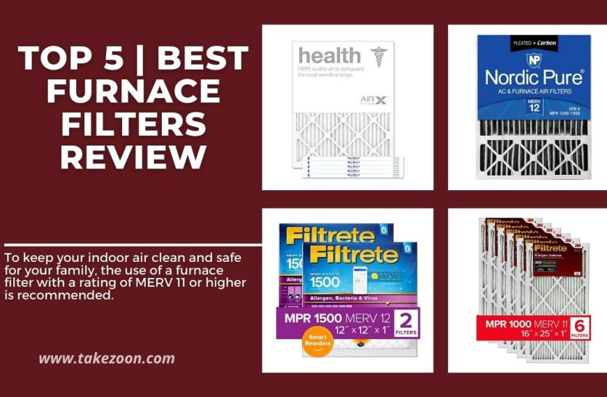 Top 5 || Best Furnace Filters Review