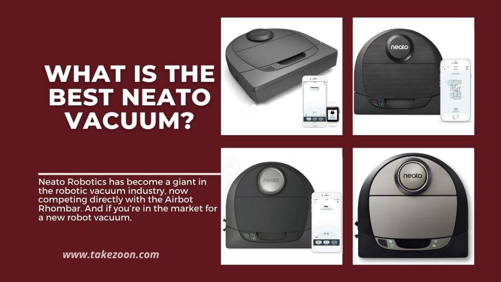 Best neato vacuum