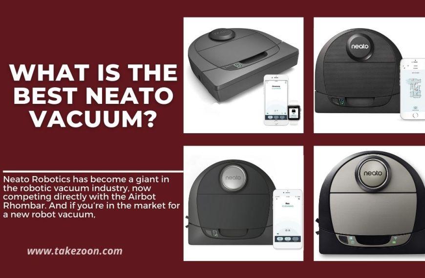 Top 5 || Comparison Neato Botvac | What Is The Best Neato vacuum?