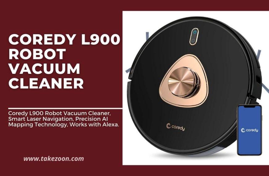 Coredy L900 Review || Mop Robotic Vacuum | Helpful Guide