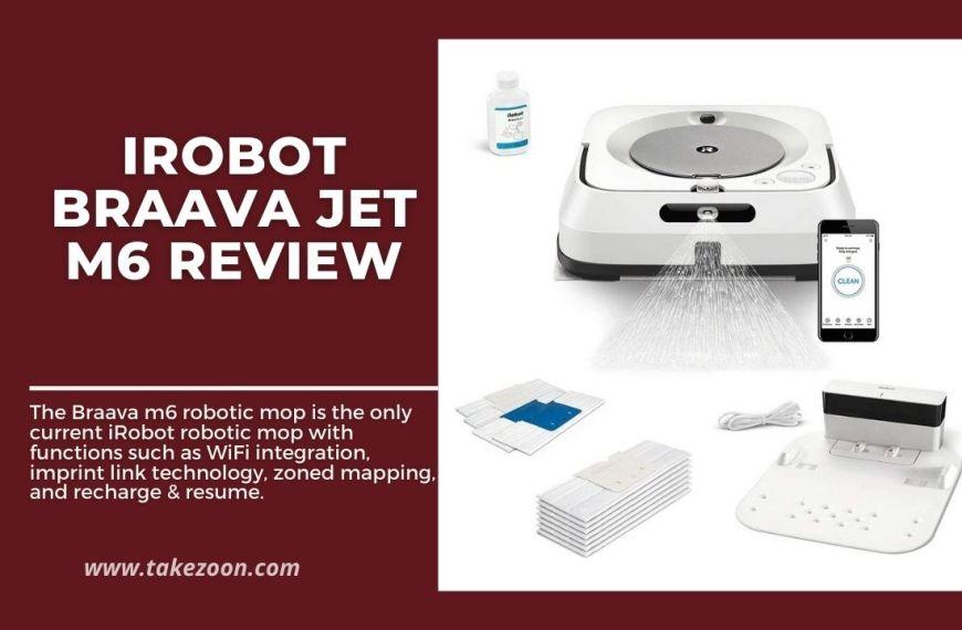 iRobot Braava Jet M6 review || Best Ultimate Robot Mop