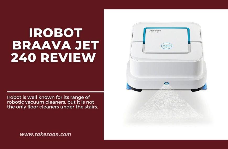 iRobot Braava Jet 240 Review || Robotic Mop