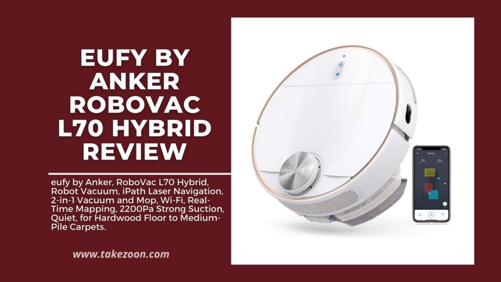 Eufy by Anker Robovac L70 Hybrid Review