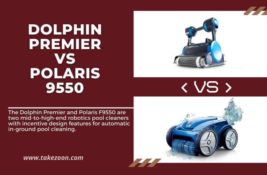 Dolphin Premier vs Polaris 9550 || Best Robotic Pool Cleaners