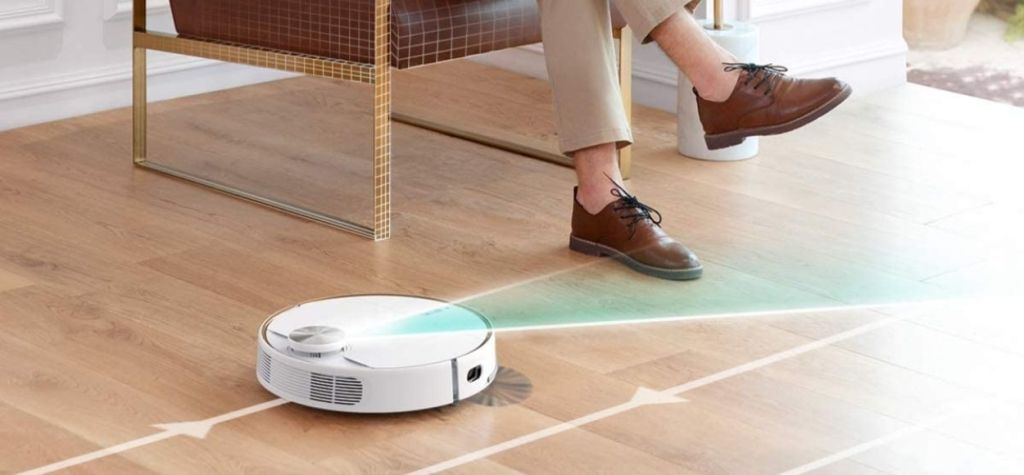 Eufy by anker robovac l70 hybrid work with ipath laser navigation