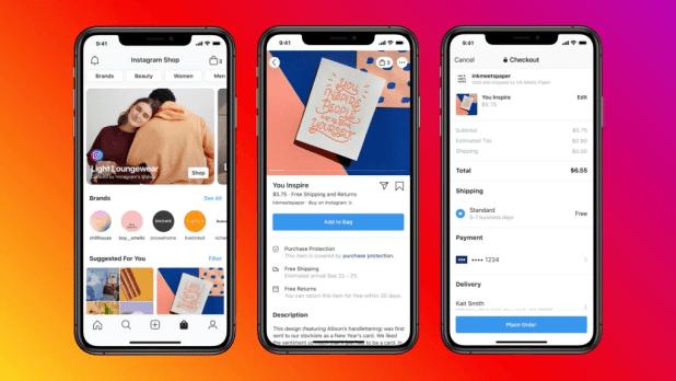 فيس بوك Facebook تطلق ميزة Shops لإنشاء المتاجر الإلكترونية في خدماتها1