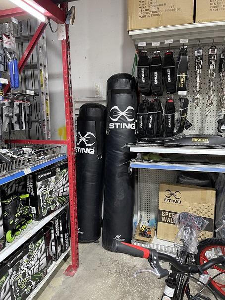 تجربة شراء ناجحة من علي بابا Alibaba نادي منزلي متكامل Home Gym11