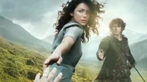 """Ponadczasowy romans i piękna Szkocja, czyli I sezon""""Outlandera"""""""