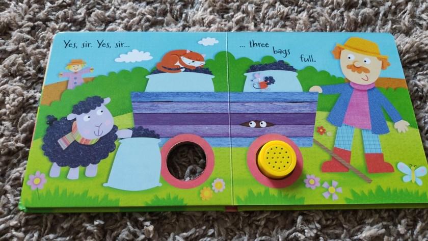 Książeczki dla dzieci po angielsku - Baa Baa Black Sheep