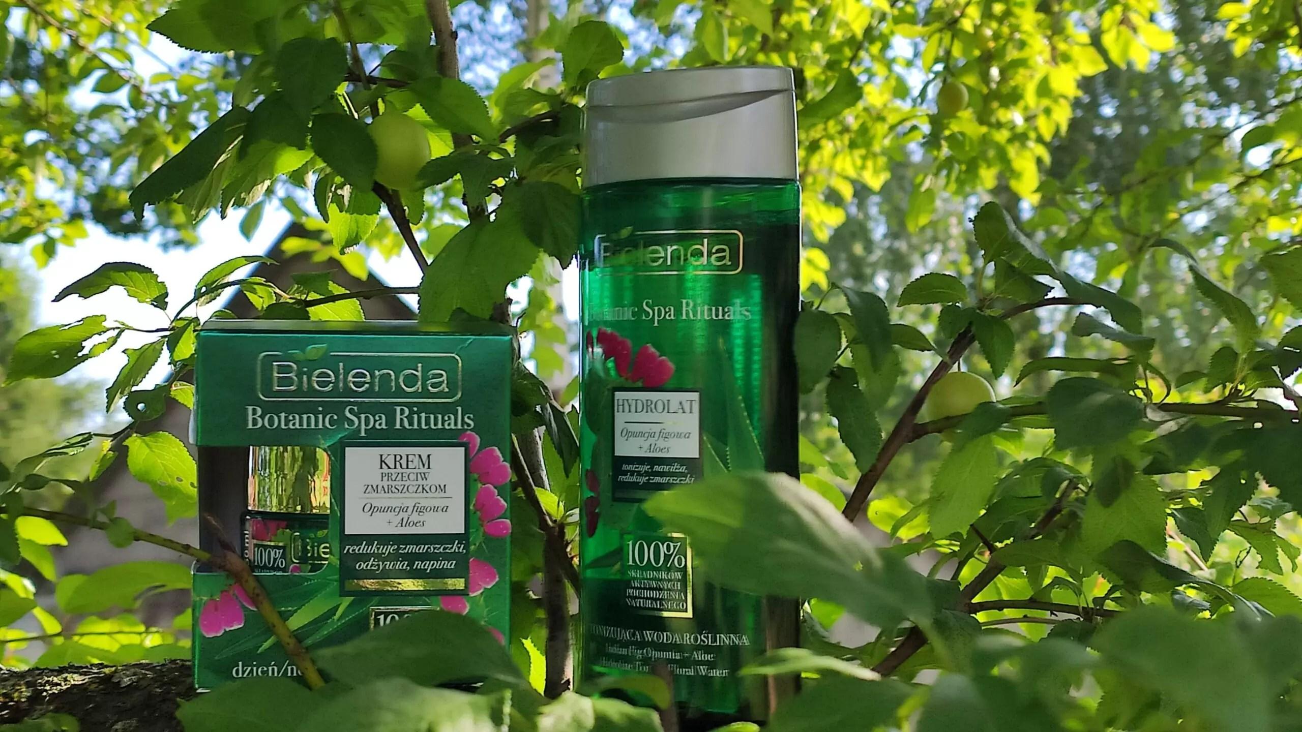 Bielenda Botanic Spa Rituals opuncja figowa i aloes
