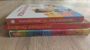 3 książeczki o odpieluchowaniu