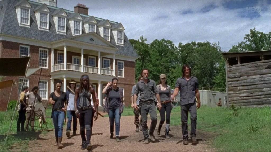 The Walking Dead Rick i spółka