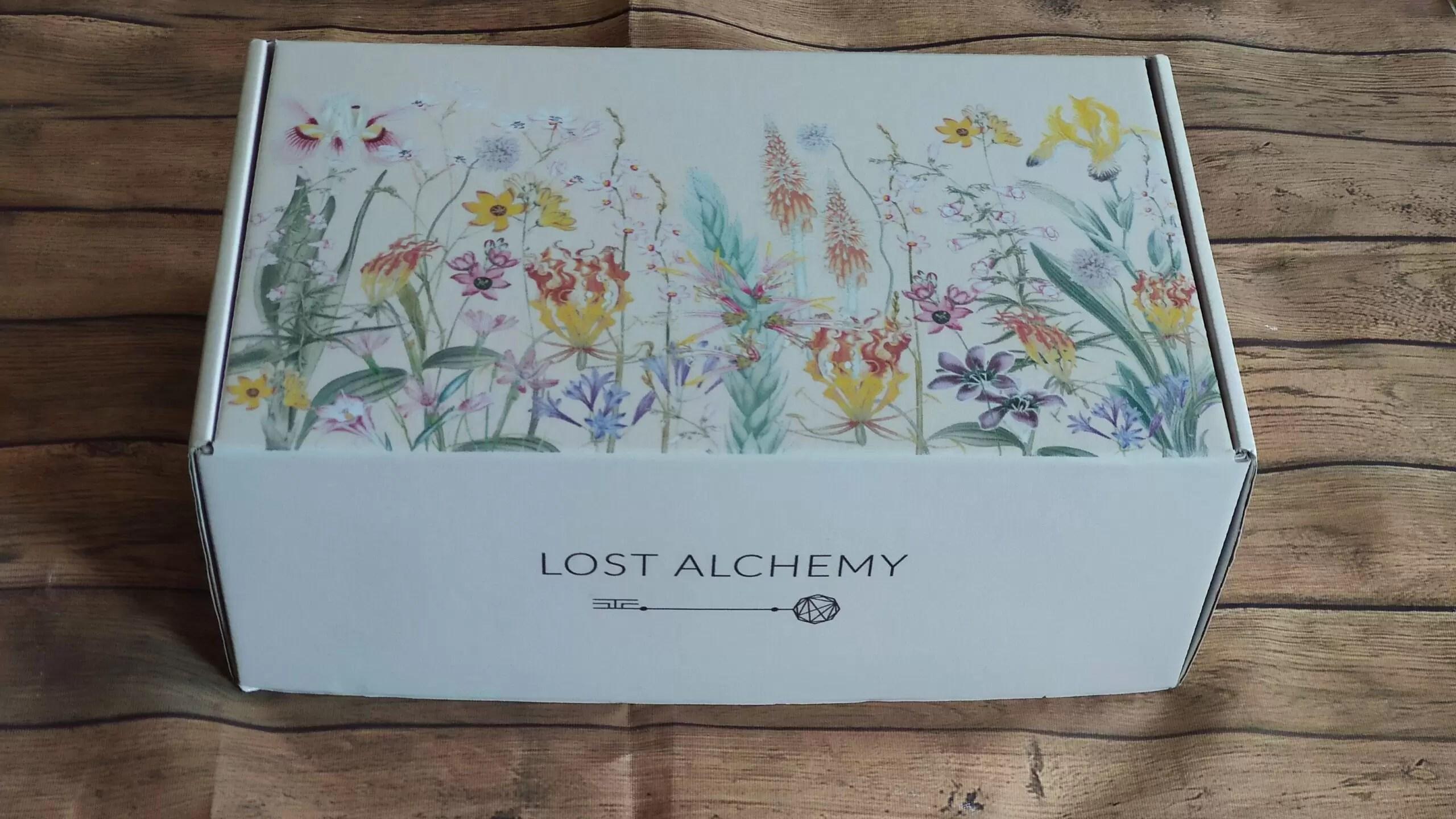 Terra Botanica box