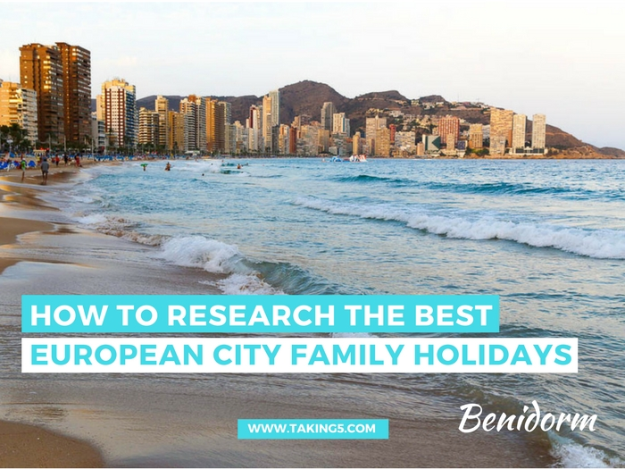 Best European City Family Holidays from top UK travel Bloggers