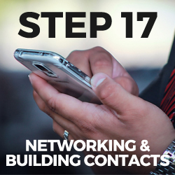 networking & building contacts