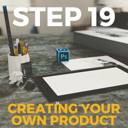 creating your own product