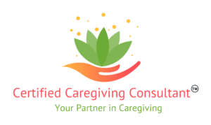 Grapihc: Certified Caregiving Consultant™ badge