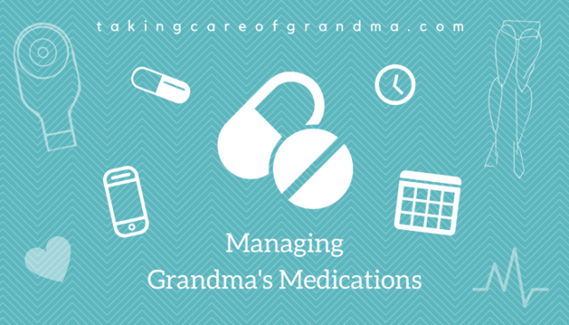#ManicMonday: Managing Grandma's Medications