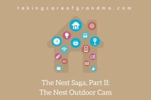 The Nest Saga, Part II: The #Nest Outdoor Cam