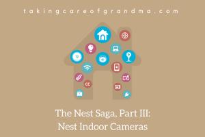 The Nest Saga, Part III: The indoor cameras