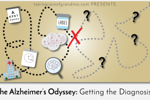 The Alzheimer's Odyssey: Getting the Diagnosis