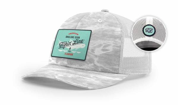 Takin Line Hat Mossy Oak
