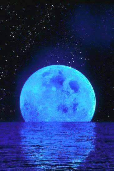 Linda la luna azul  Takiruna