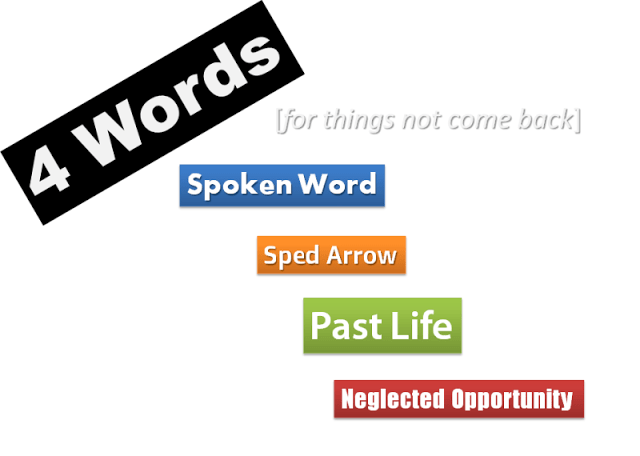 4 words for leadership and personal development