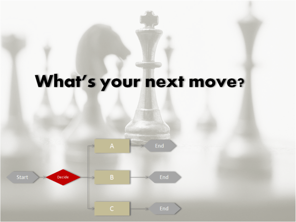 What's your next move for making better decisions
