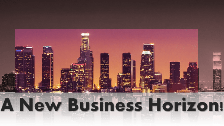 A New Business Environment