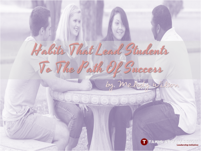 Habits That Lead Students To The Path Of Success