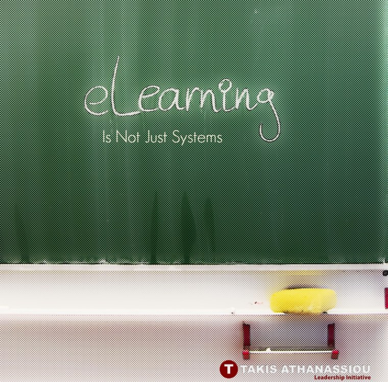 e-Learning Is Not Just Systems