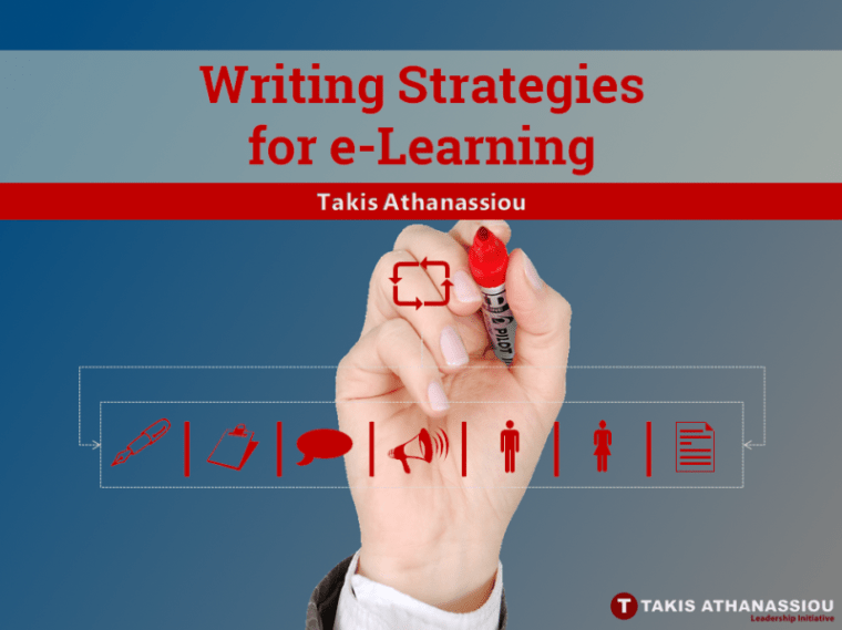 Writing Strategies for e-Learning