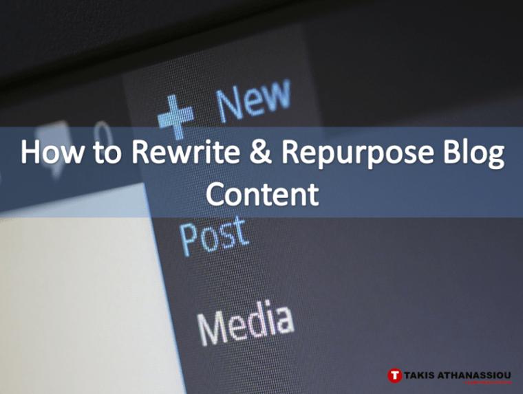 Content Repurpose