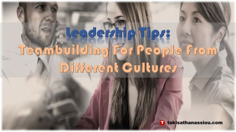 Teambuilding For People From Different Cultures